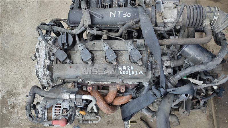 Двигатель Nissan X-Trail NT30 QR20DE 601152A (б/у)