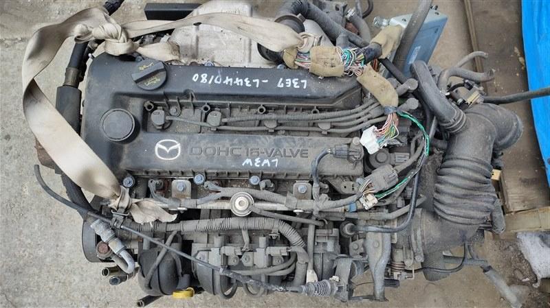 Двигатель Mazda Mpv LW3W L3E7 L3440180 (б/у)