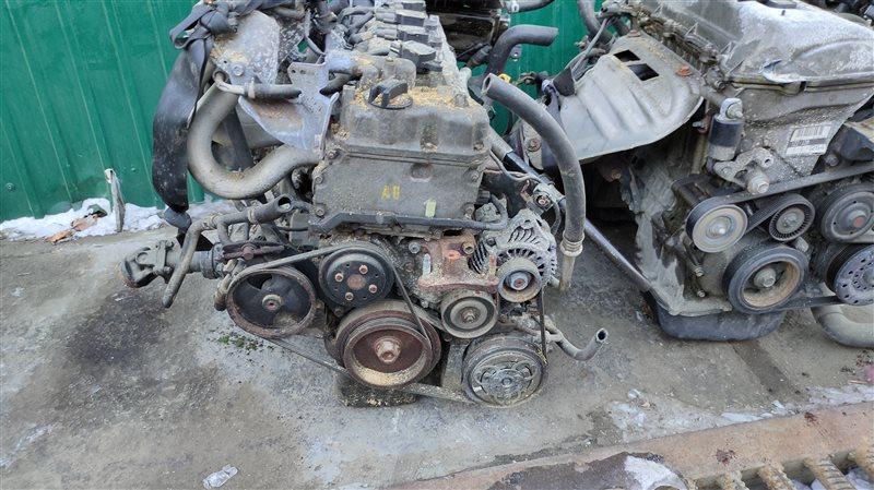 Двигатель Nissan Ad VHNY11 QG18DE Б/Н (б/у)