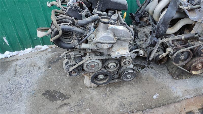 Двигатель Toyota Belta SCP92 2SZ-FE Б/Н (б/у)