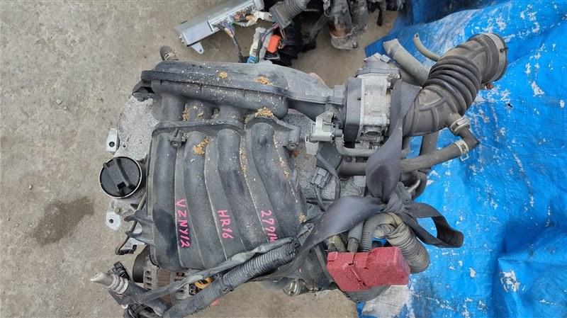 Двигатель Nissan Ad VZNY12 HR16DE 27714013 (б/у)