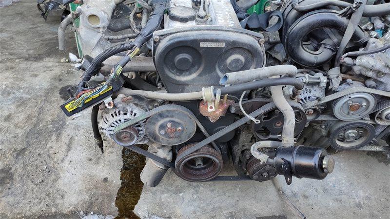 Двигатель Mitsubishi Lancer CK2A 4G15 YQ2819 (б/у)