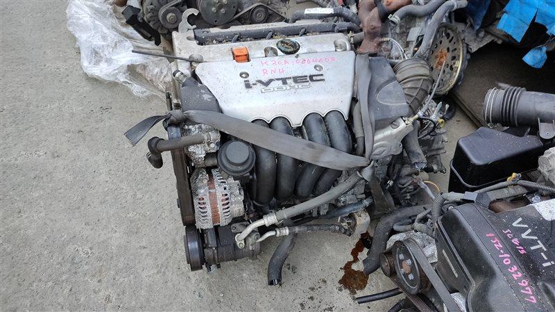 Двигатель Honda Stream RN4 K20A 0664609 (б/у)
