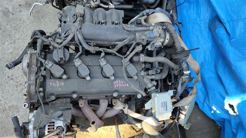 Двигатель Nissan Serena TC24 QR20DE 397101A (б/у)