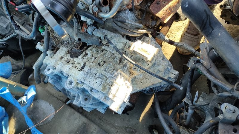 Акпп Nissan Bluebird Sylphy KG11 MR20DE 907958A (б/у)