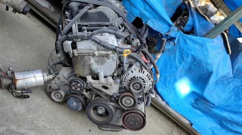 Двигатель Nissan March BNK12 CR14DE 072843 (б/у)