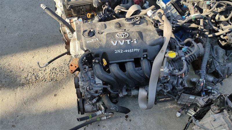 Двигатель Toyota Vitz NCP95 2NZ-FE 4052971 (б/у)