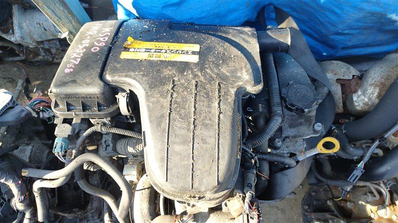 Двигатель Toyota Vitz KSP90 1KR-FE 0532768 (б/у)