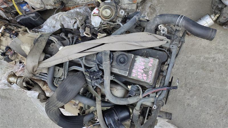 Двигатель Mitsubishi Pajero V26W 4M40T DP8843 (б/у)