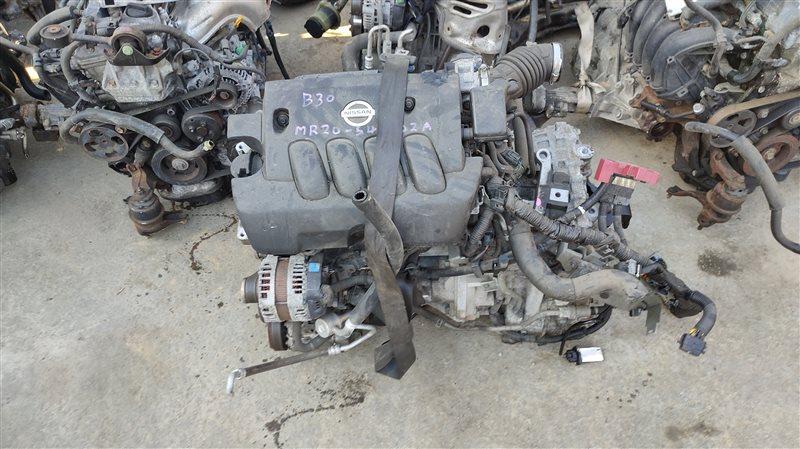 Двигатель Nissan Lafesta B30 MR20DE 549002A (б/у)