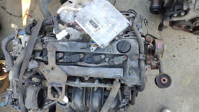 Двигатель Toyota Estima ACR40 2AZ-FE B110291 (б/у)