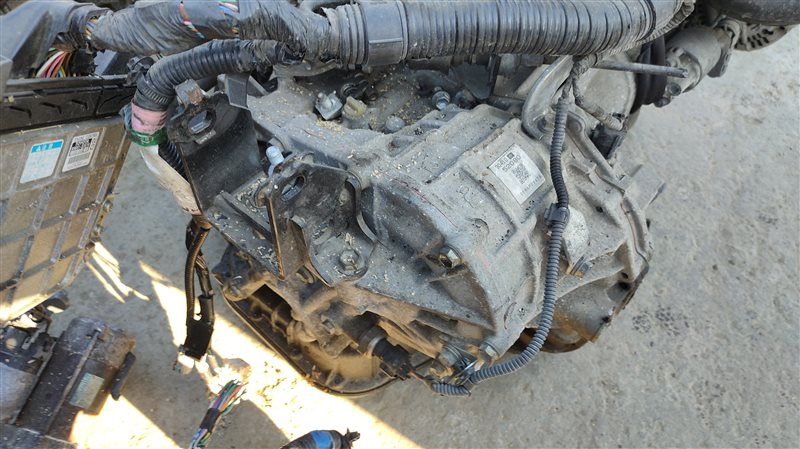 Акпп Toyota Belta SCP92 2SZ-FE Б/Н (б/у)