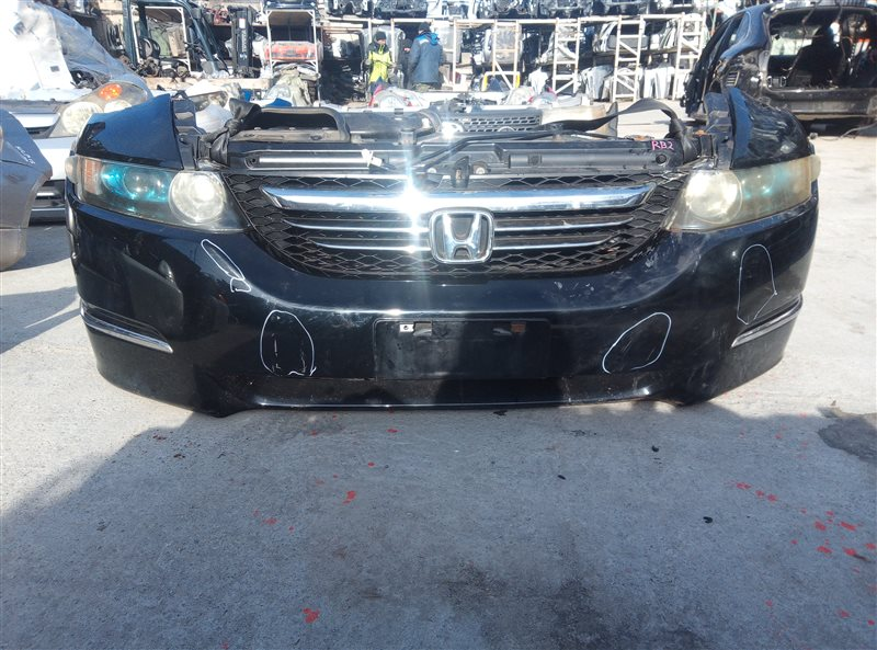 Nose cut Honda Odyssey RB2 K24A (б/у)