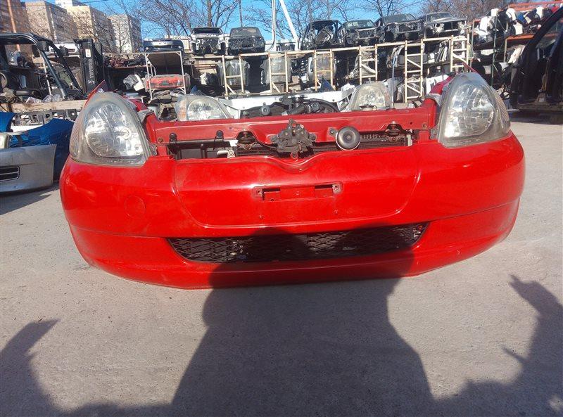 Nose cut Toyota Vitz NCP15 2NZ-FE (б/у)