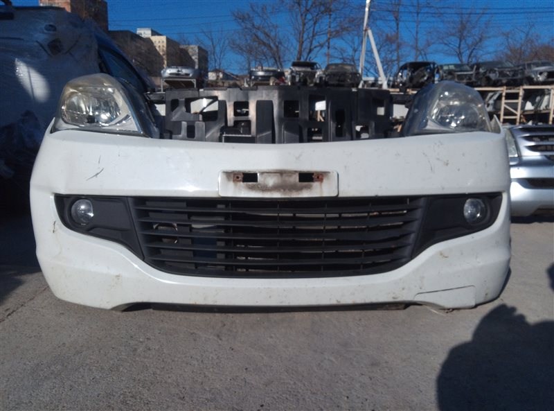 Nose cut Suzuki Solio MA15S K12B (б/у)