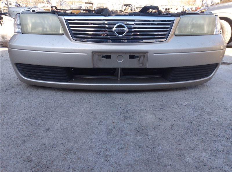 Nose cut Nissan Sunny FB15 QG15DE (б/у)