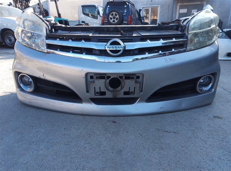 Nose cut Nissan Lafesta B30 MR20DE (б/у)