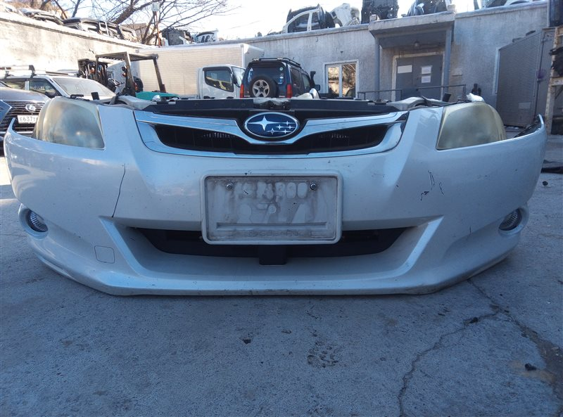Nose cut Subaru Exiga YA5 EJ204 (б/у)