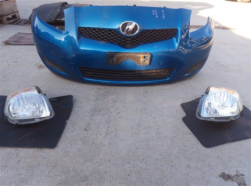 Nose cut Toyota Vitz NCP95 2NZ-FE (б/у)