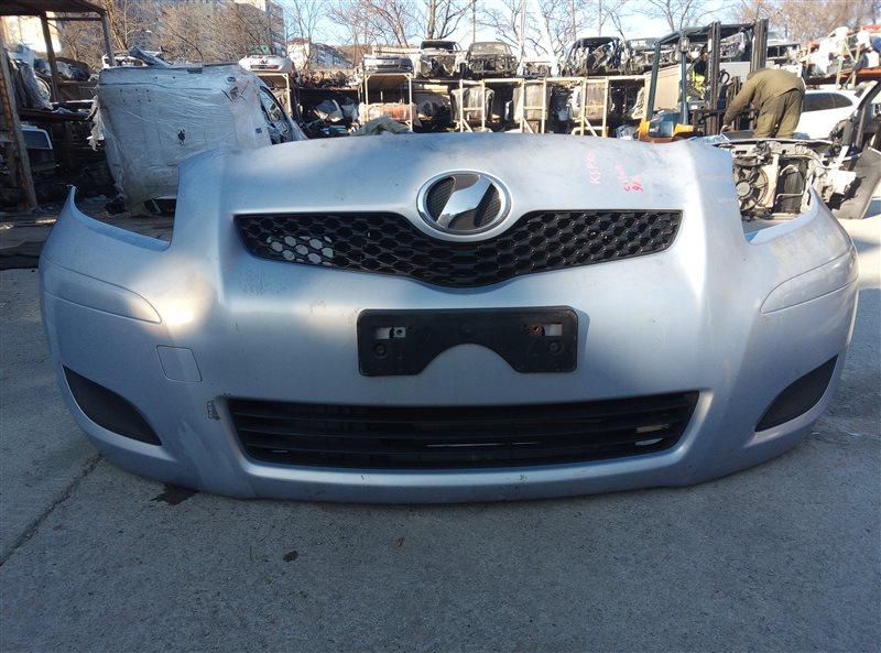 Nose cut Toyota Vitz KSP90 1KR-FE (б/у)