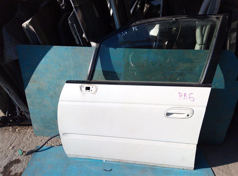 Дверь Honda Odyssey RA6 передняя левая (б/у)