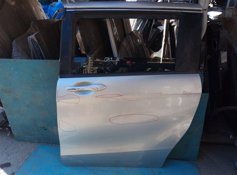 Дверь Honda Freed GB3 задняя левая (б/у)