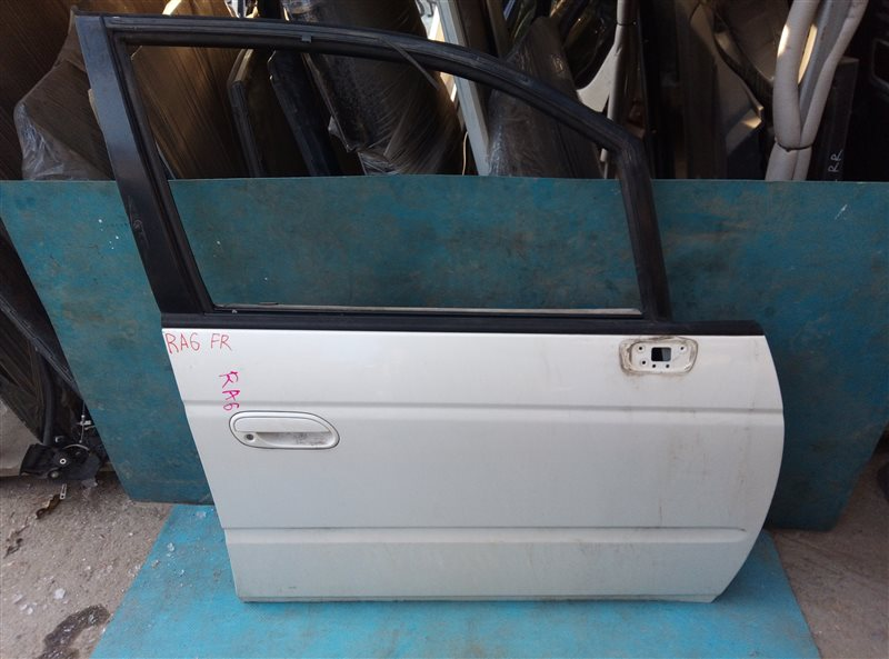 Дверь Honda Odyssey RA6 передняя правая (б/у)