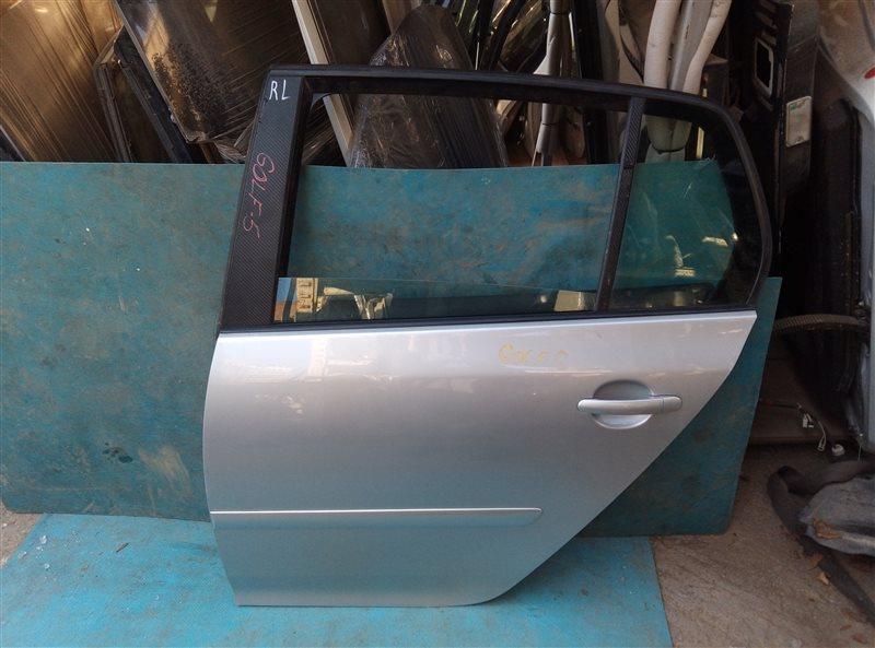 Дверь Volkswagen Golf 1K1 задняя левая (б/у)