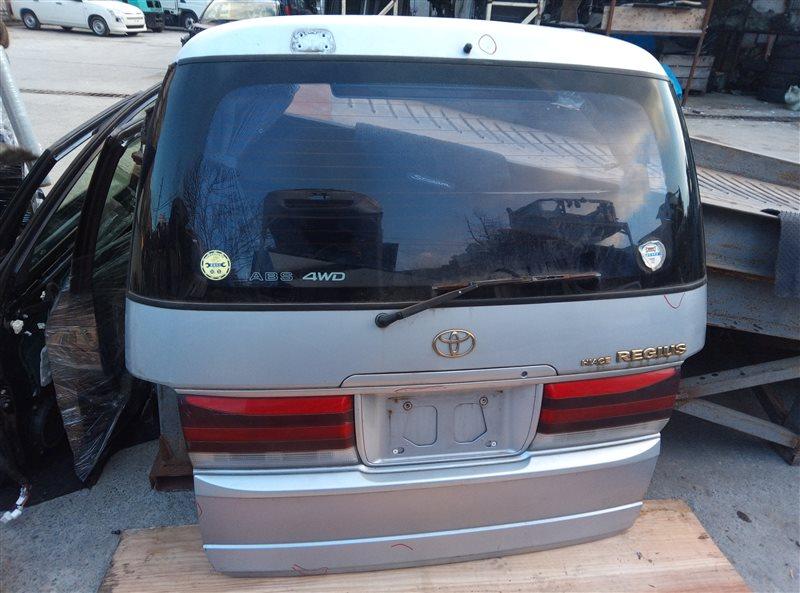 Дверь 5-я Toyota Hiace Regius KCH46 (б/у)