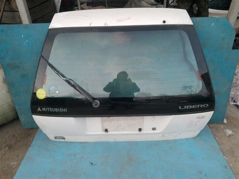 Дверь 5-я Mitsubishi Libero CD8V (б/у)