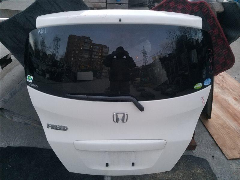 Дверь 5-я Honda Freed GB4 (б/у)