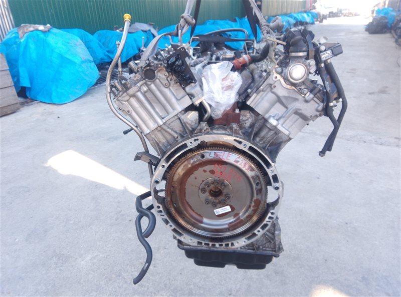 Двигатель Mercedes Gle Coupe 350D C292 642.826 03.2016 (б/у)