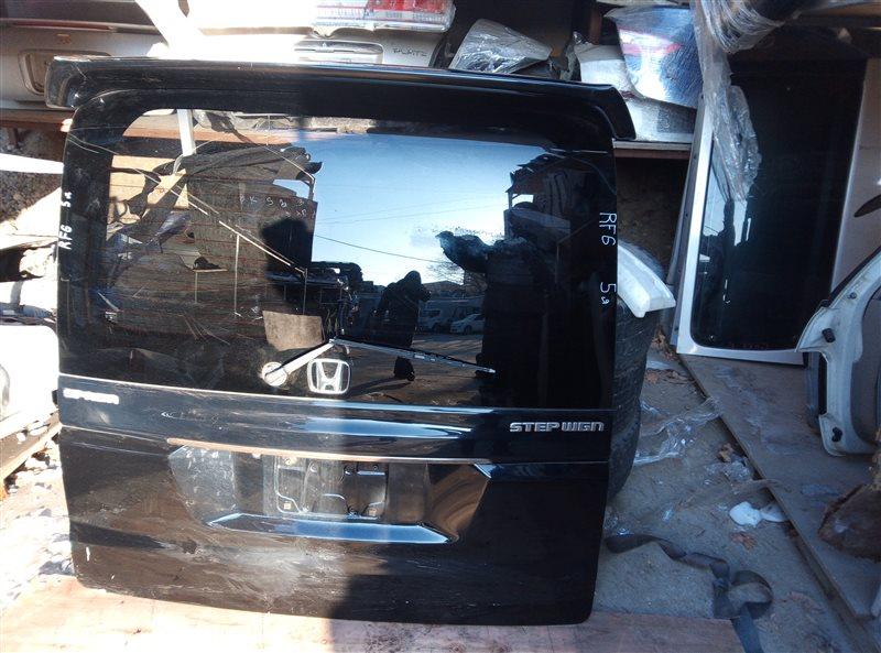 Дверь 5-я Honda Stepwgn RF6 (б/у)