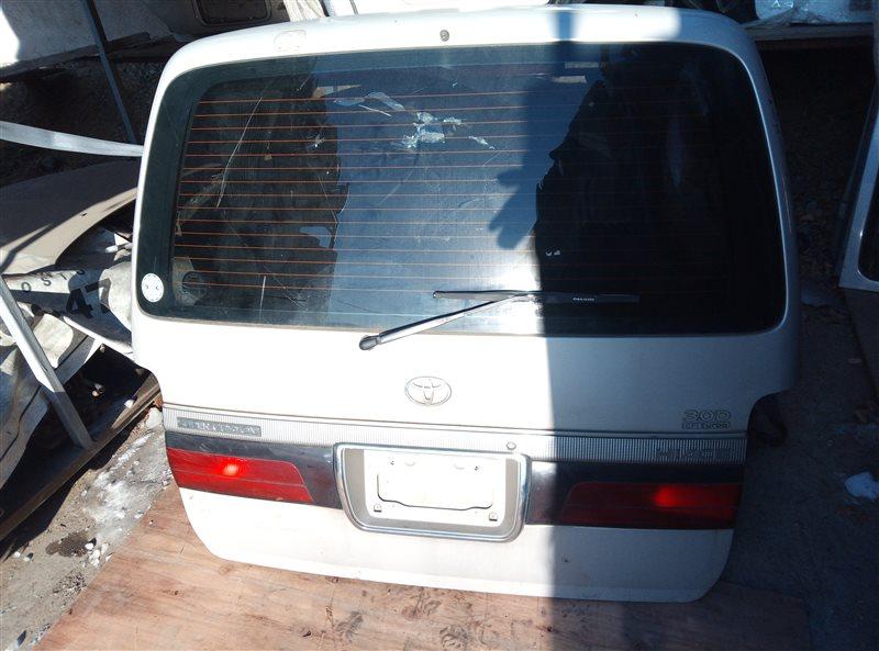 Дверь 5-я Toyota Hiace KZH106 (б/у)