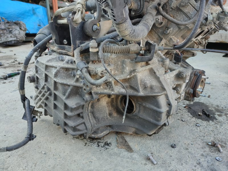 Акпп Toyota Estima GSR55 2GR-FE 0168056 (б/у)