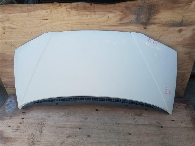 Капот Mitsubishi Delica PD6W (б/у)