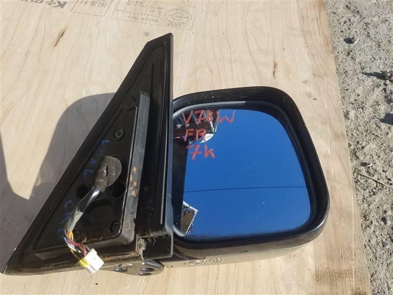 Зеркало Mitsubishi Pajero V78W переднее правое (б/у)