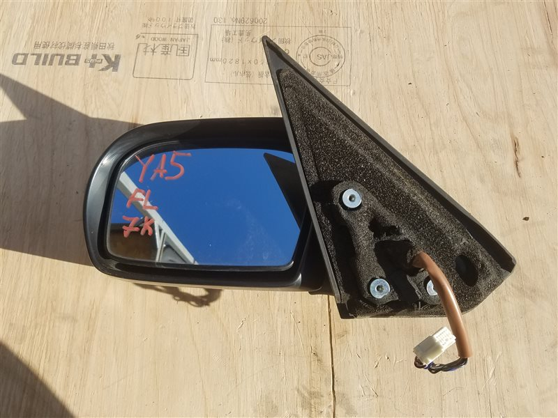 Зеркало Subaru Exiga YA5 переднее левое (б/у)
