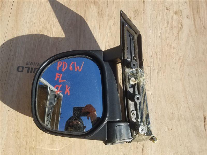 Зеркало Mitsubishi Delica PD6W переднее левое (б/у)