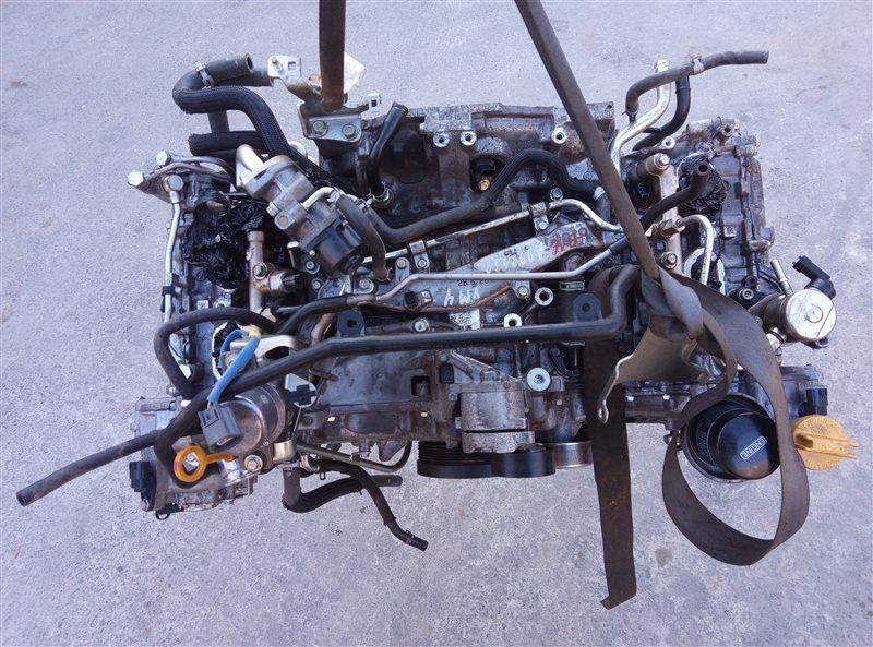Двигатель Subaru Levorg VM4 FB16 06.2016 (б/у)