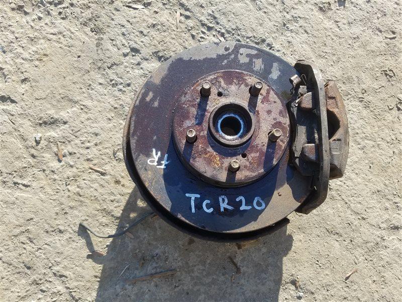 Ступица Toyota Estima TCR20 передняя правая (б/у)