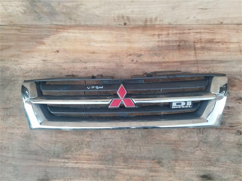 Решетка радиатора Mitsubishi Pajero V78W (б/у)
