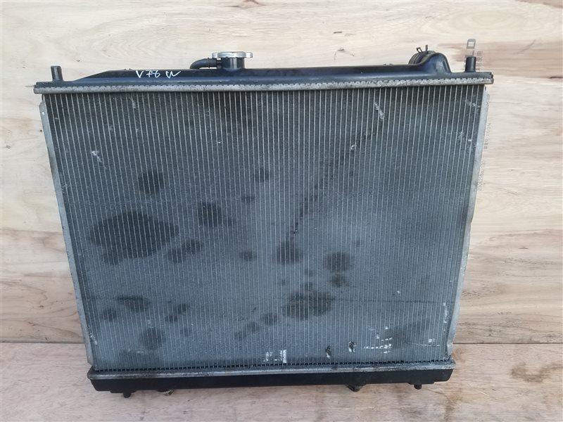 Радиатор основной Mitsubishi Pajero V78W 4M41 (б/у)