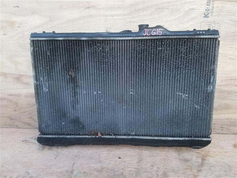 Радиатор основной Toyota Progres JCG15 1JZ-FSE (б/у)