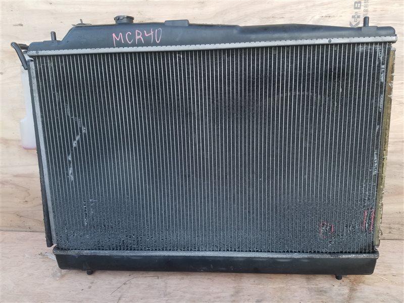 Радиатор основной Toyota Estima MCR40 1MZ-FE (б/у)