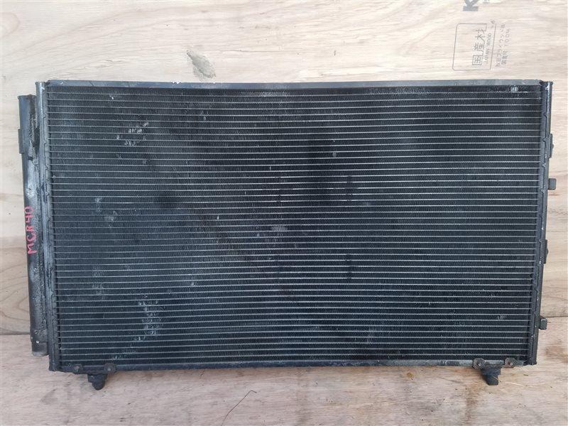 Радиатор кондиционера Toyota Estima MCR40 1MZ-FE (б/у)