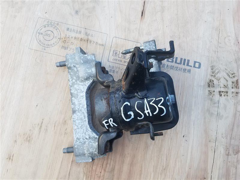Подушка двигателя Toyota Vanguard GSA33 передняя правая (б/у)
