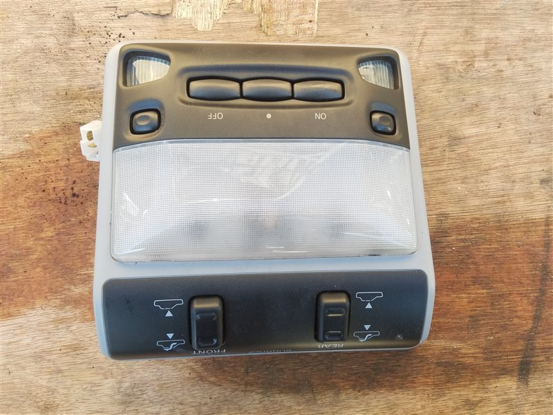 Светильник салона Mitsubishi Delica PD6W передний (б/у)