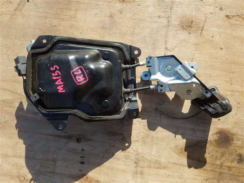 Электропривод двери Suzuki Solio MA15S задний левый (б/у)
