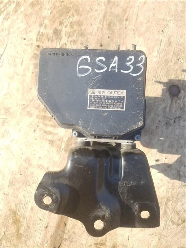 Блок abs Toyota Vanguard GSA33 (б/у)